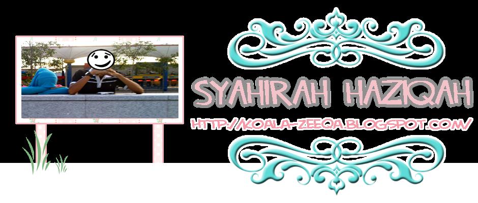 Syahirah Haziqah