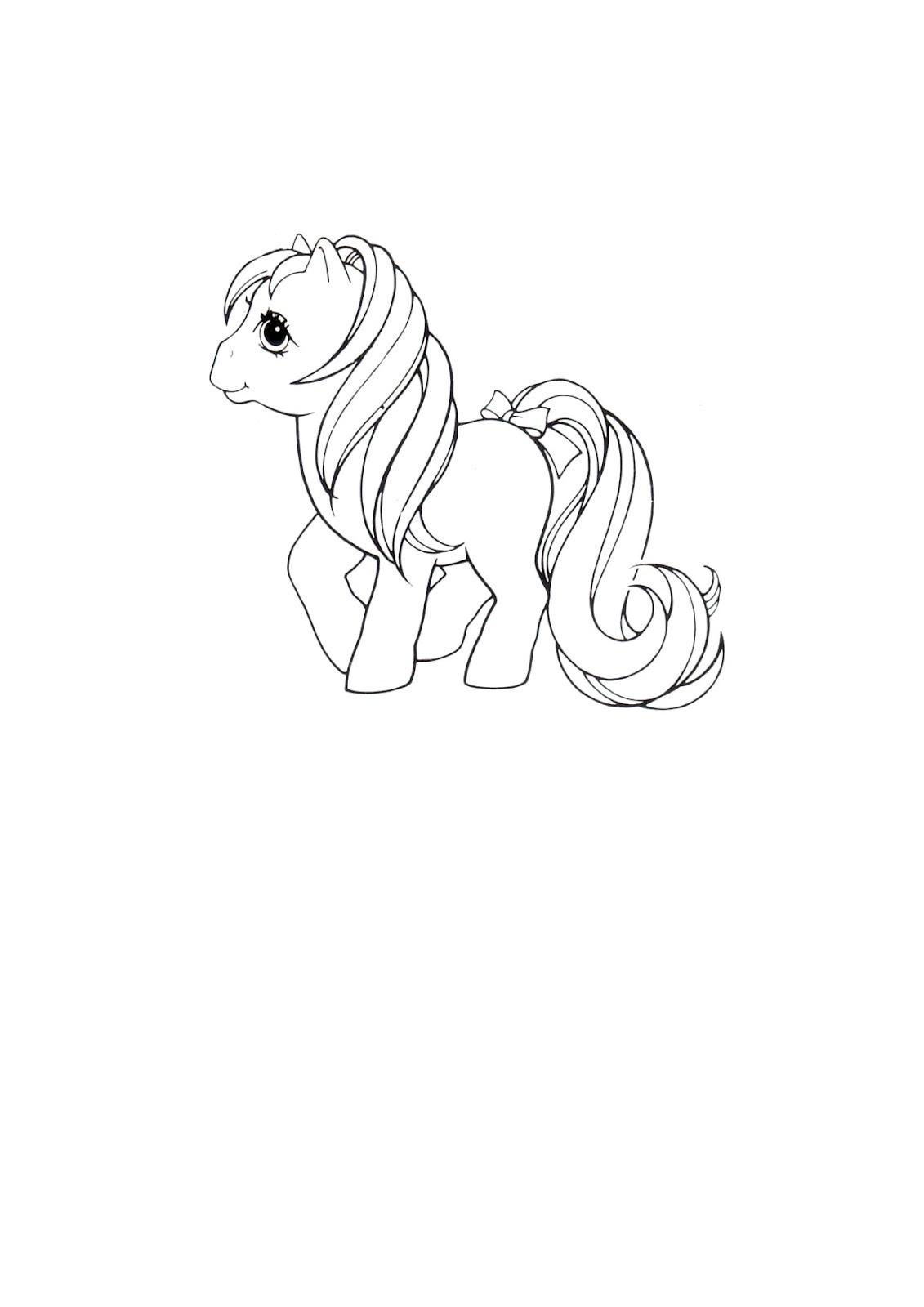 baby design pony