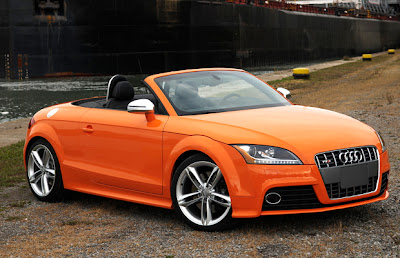 AUTO DEPORTIVO AUDI TTS CARRO VERSION ROADSTER