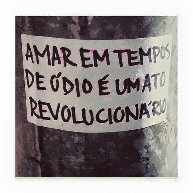Revolução é uma mudança fundamental