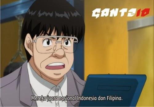 Hajime no Ippo: Rising 16 Subtitle Indonesia