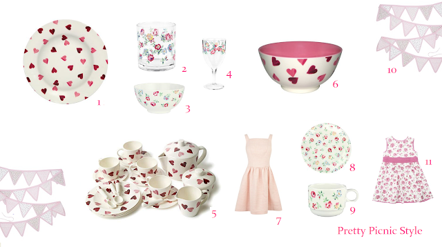 How to make pretty picnics