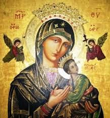 Programação da festa em honra a Nossa Senhora do Perpétuo Socorro