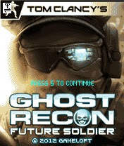 Ghost Recon Future Soldier Java