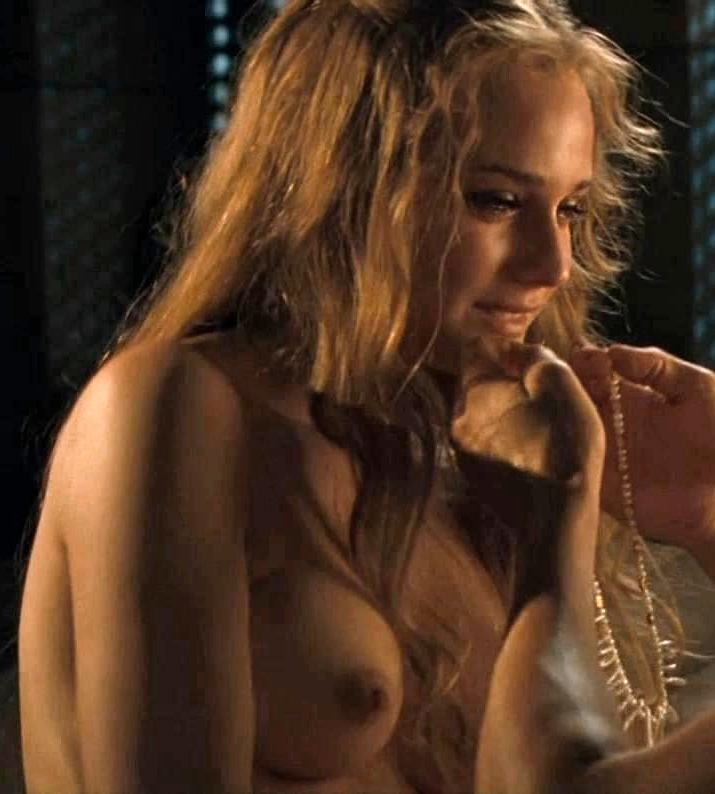 "Celebrity Nude Century: Diane Kruger (""The Bridge"")"