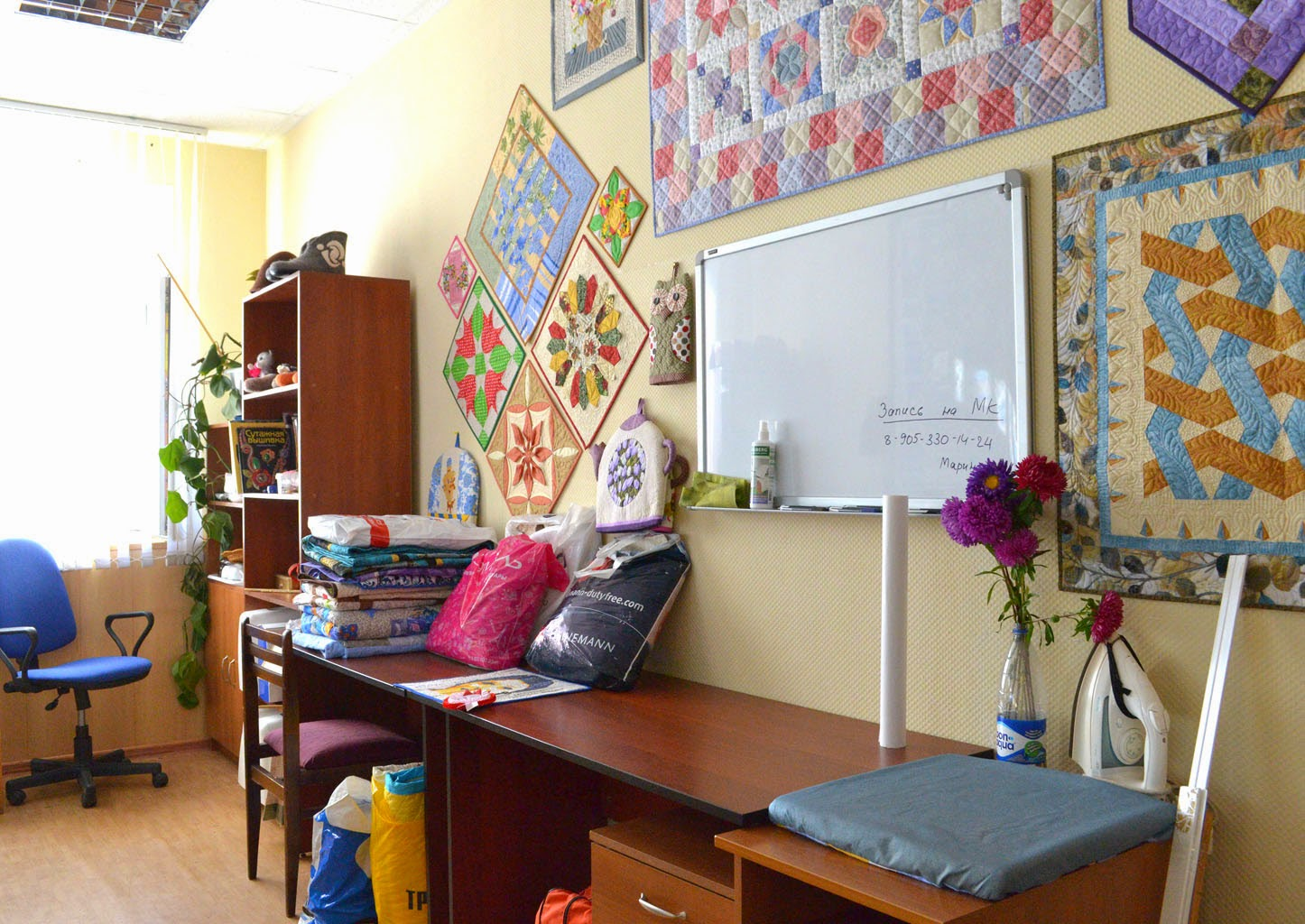 Курсы и МК по лоскутному шитью в Волгограде