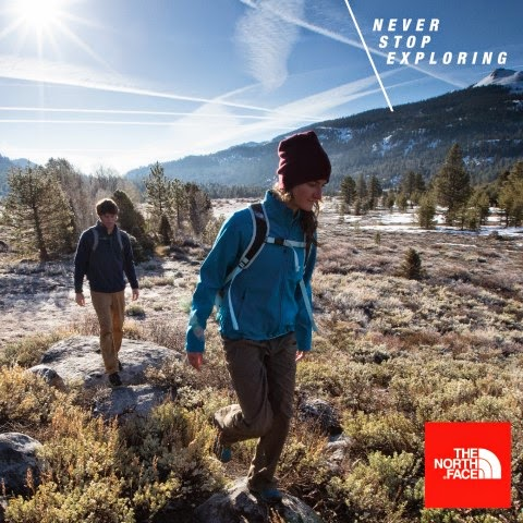 The North Face en #TiendaFitzrovia!