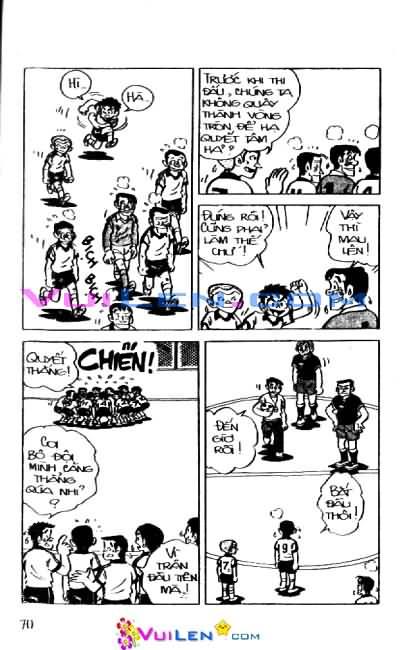 Jindodinho - Đường Dẫn Đến Khung Thành III  Tập 2 page 70 Congtruyen24h