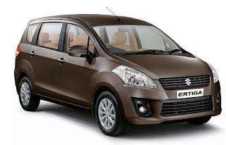 Harga dan Spesifikasi Suzuki Ertiga Baru dan Bekas