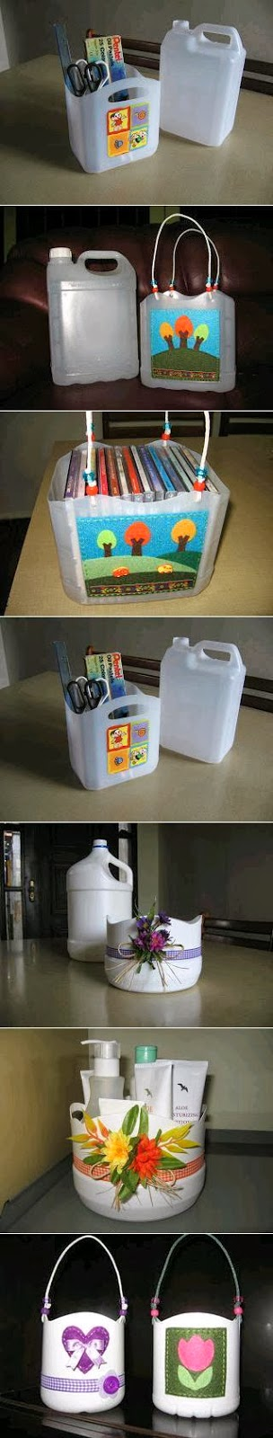Hot diy ideas recycling plastic bottle baskets - Plastic bottles recycling ideas boundless imagination ...