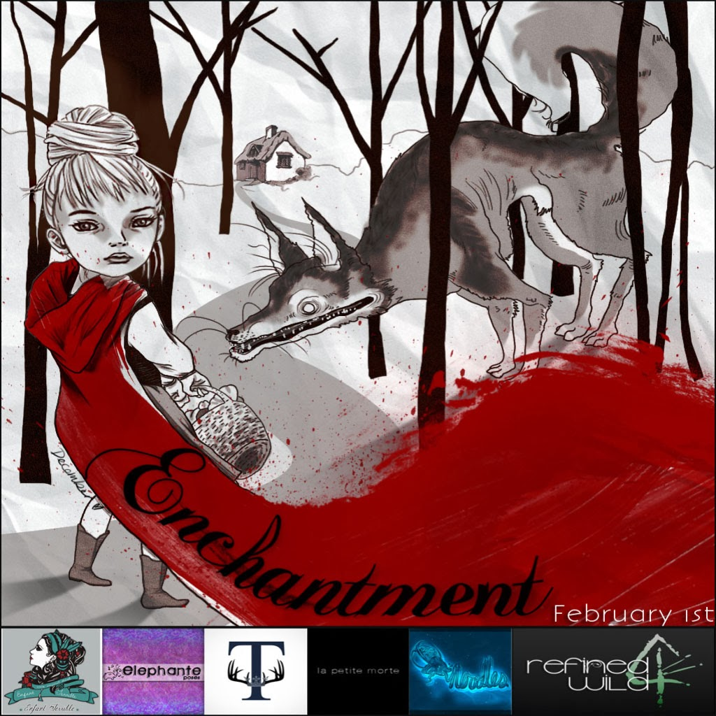 Enchantment, Little Red Riding Hood