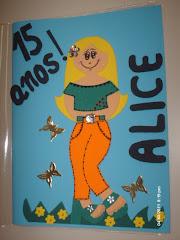 Capa para  Alice