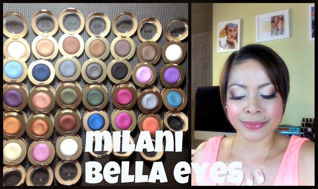 Milani Bella Eyes Gel Powder Eye Shadow