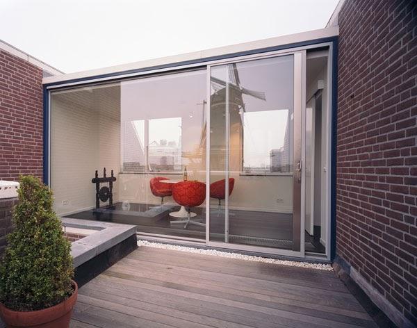 Small Apartment Design Exterior