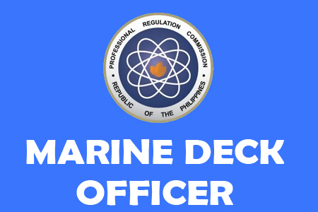 November 2014 Top 10 Marine Deck Officer Board Exam Passers