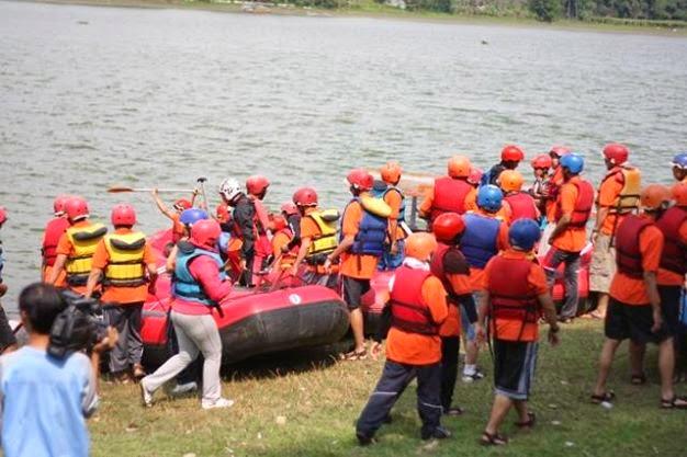 Tempat Rafting / Arung Jeram di Bandung