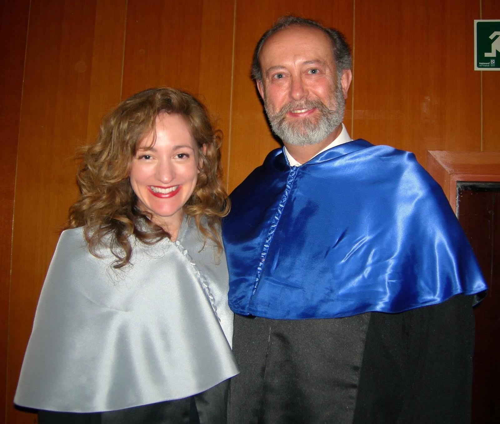 GRADUACIÓN de nuestros Alumnos del CENTRO UNIVERSITARIO VILLANEVA (UNIVERSIDAD COMPLUTENSE MADRID)