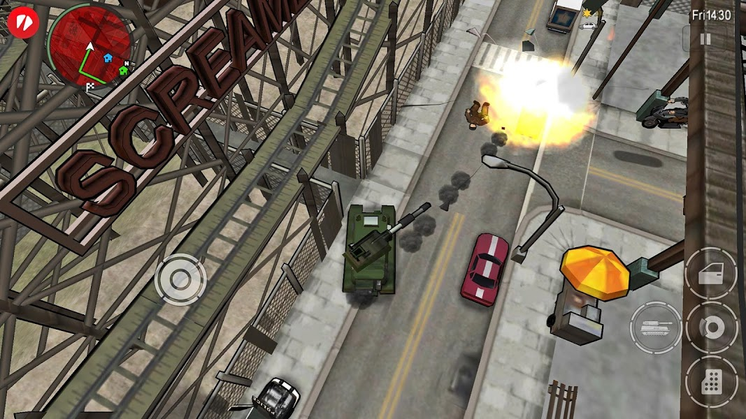 Game GTA Chinatown Wars Apk+data Single link Android