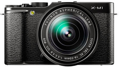 Fuji X-M1 Camera, who is it for?