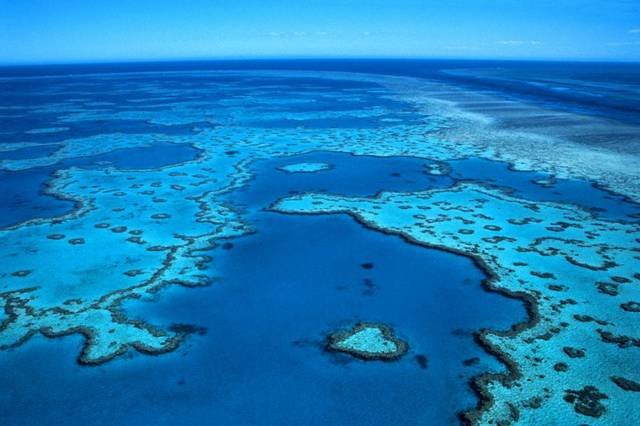 The Great Barrier Reef - Australia