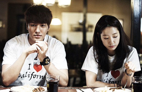 Detailed Synopsis Korean Drama The Heirs Kim Tan and Cha Eun Sang Feeling Lost Episode 3