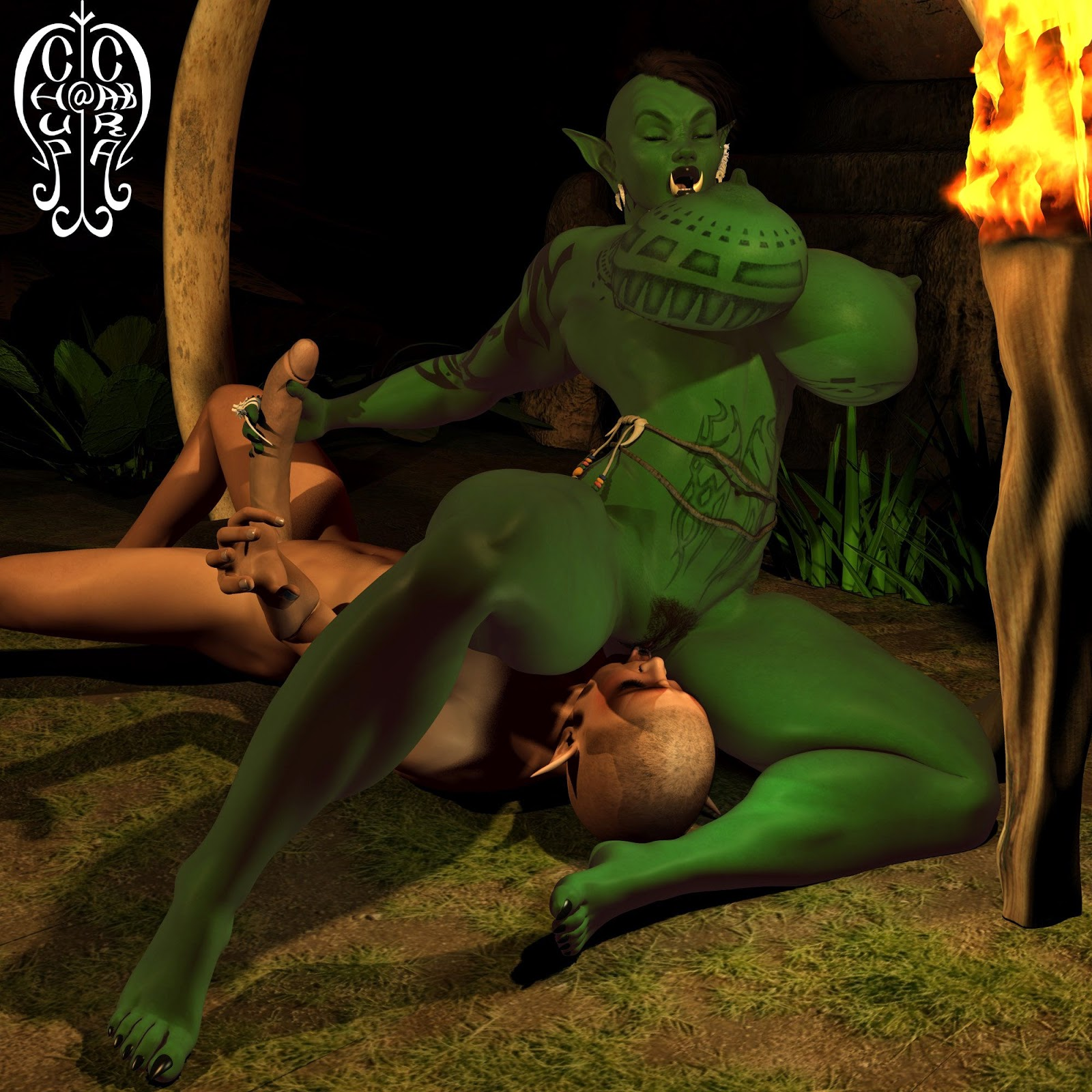 Dungeons and dragons porn 3d adult scene