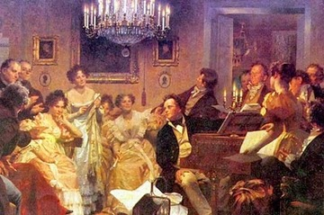Music of the Romantic Era 1820 - 1900
