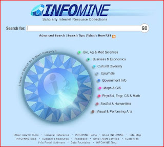 Infomine search image