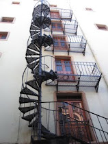 Stairways to heaven ...