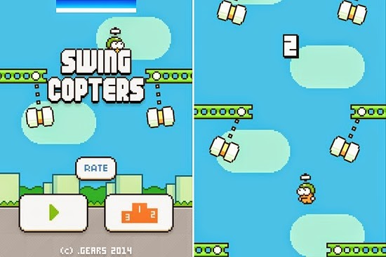Swing Copters 1.0.0 APK