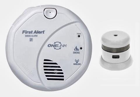 First Alert fire alarms