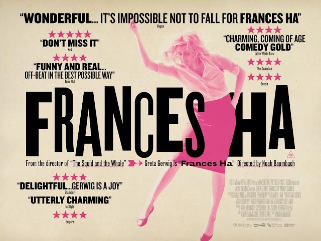 Frases de la película Frances Ha