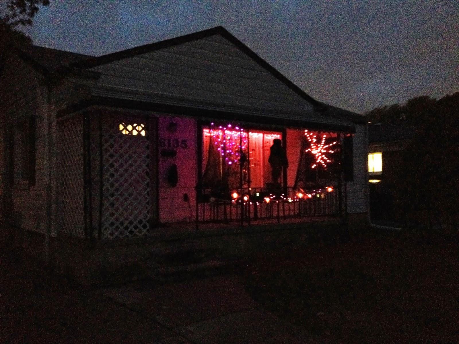 warrendale (detroit) blog: halloween decorations in warrendale
