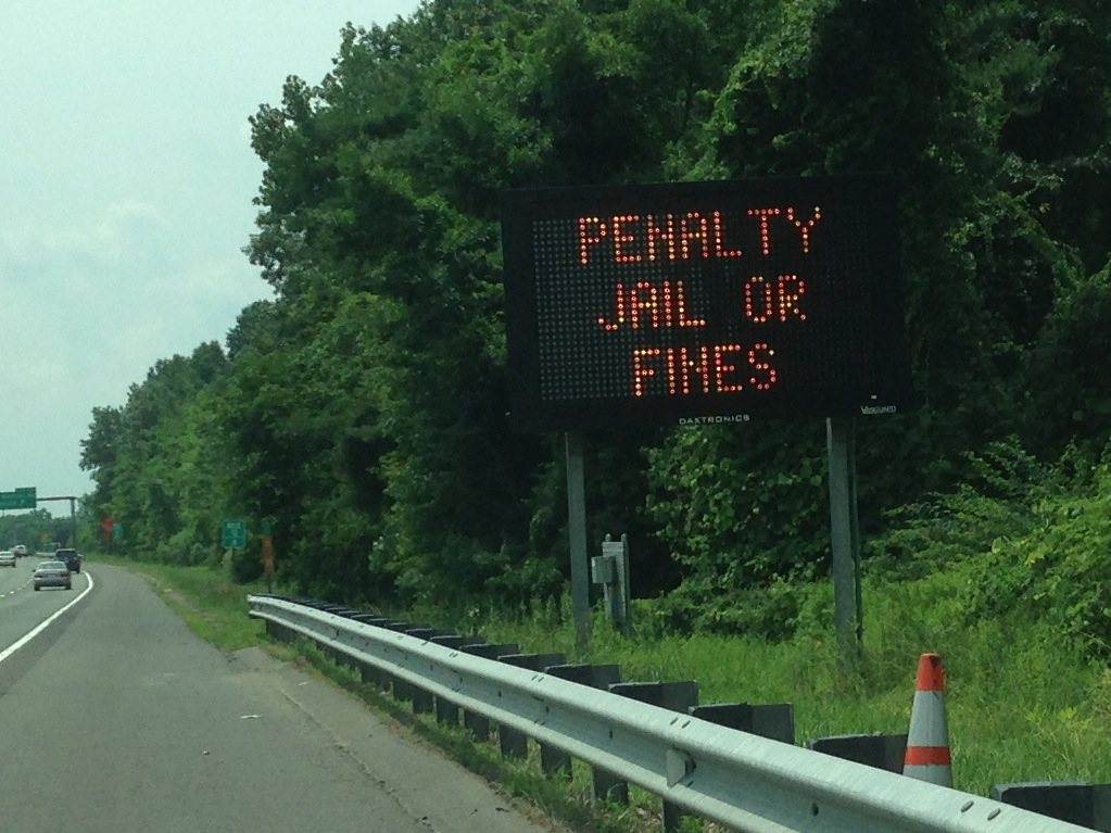 Penalty jail or fines