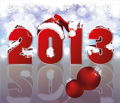 Postales Año Nuevo 2013