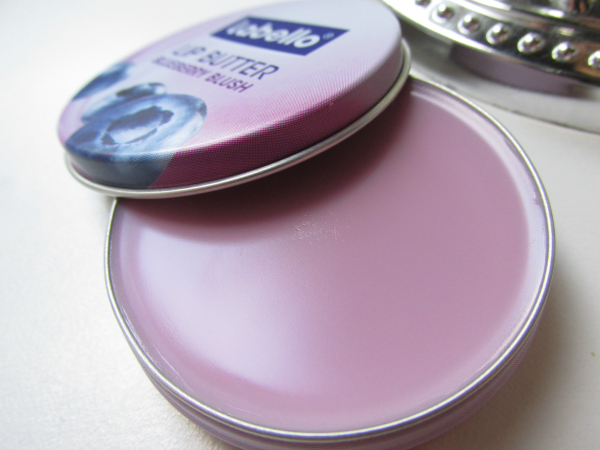 Labello Lip Butter Blueberry Blush Review Test Erfahrungen