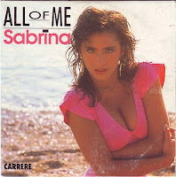 Sabrina - All Of Me (CD, Maxi-Single) (1988)