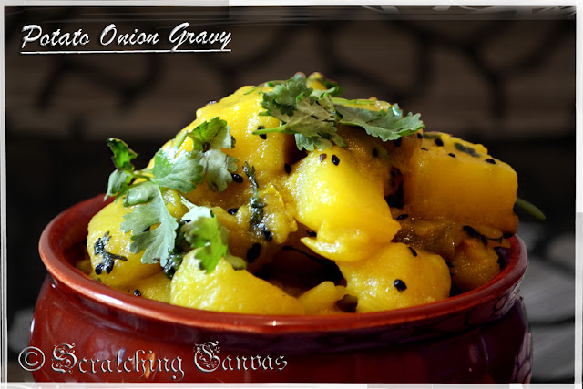 Bengali Potato Curry