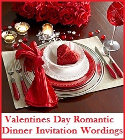 Sample Invitation Wordings Valentines Day