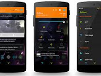 Tema Android Neon Colors Theme CM12 v1.33 Apk