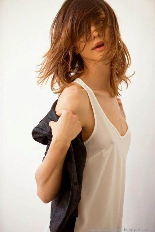 Inédita ropa de mujer verano 2014.