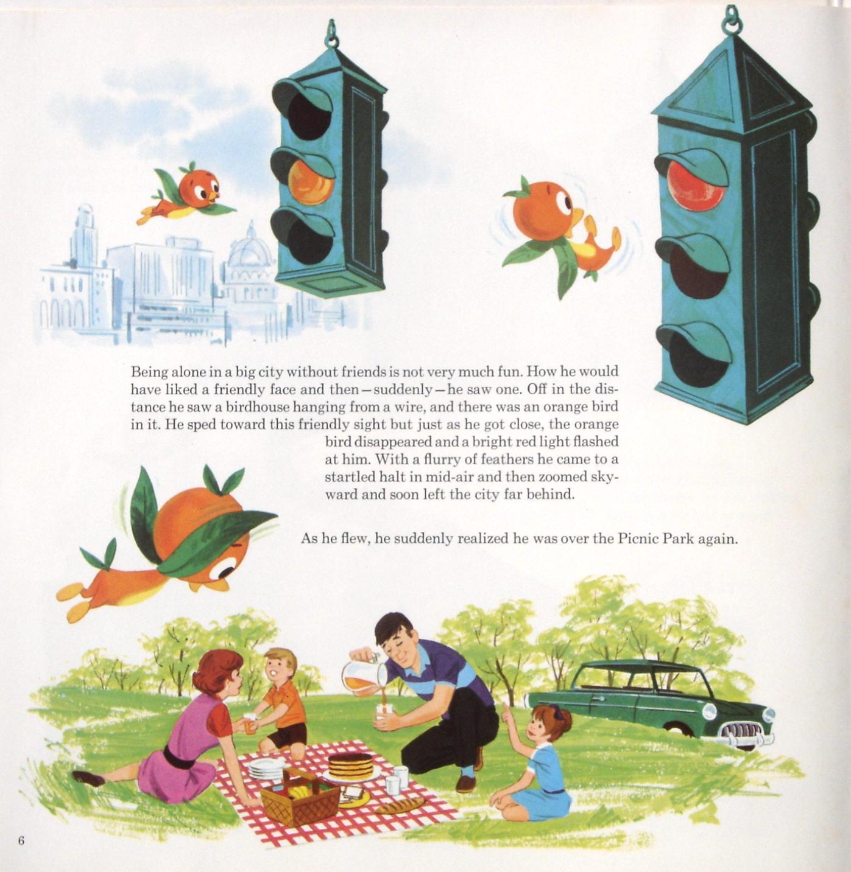 Disney Vacation Kingdom: The Orange Bird Record Album