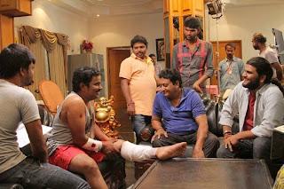 Singham 123 Movie Working Stills Gallery
