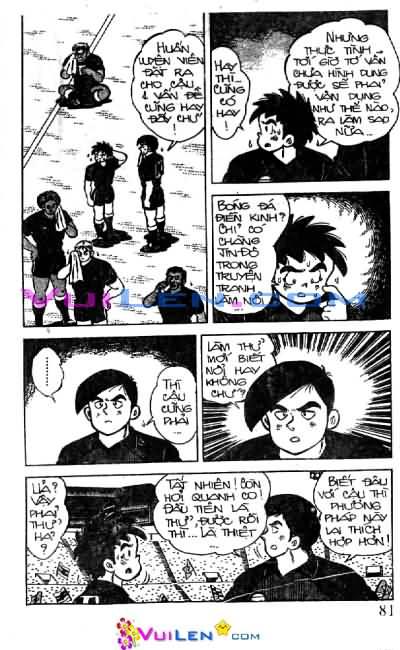 Jindodinho - Đường Dẫn Đến Khung Thành III  Tập 23 page 81 Congtruyen24h