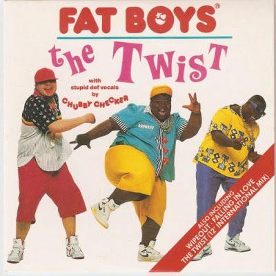 Fat Boys - The Twist (CDM) (1988) Flac