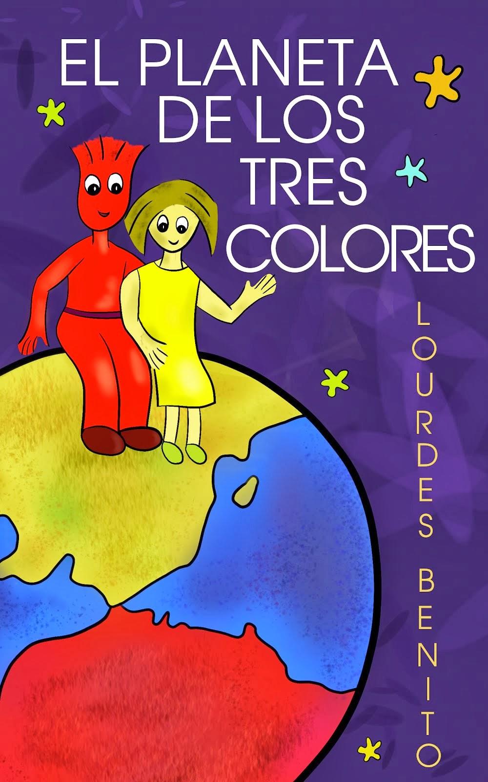 Cuenta la leyenda, que existía un planeta en el que sólo podíamos ver tres colores...