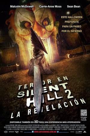 Imagen Silent Hill: La Revelación DVDRip Latino