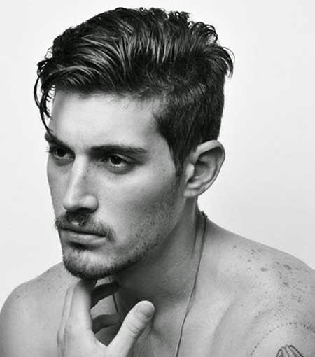 Diferentes peinados que puede realizarse un hombre - Tipo de peinados hombre ...