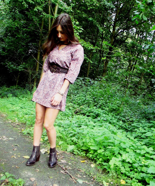 It's not the last chapter: Number Fifty Nine Blog Blogger Outfit german deutsch germanblogger PinkRoom Pink Room H&M TopShop top shop topshop nature fall