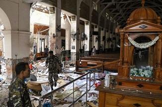MASACRUL din Sri Lanka: Bilanţul atacurilor a ajuns la 290 de morţi şi cel puţin 500 de răniţi